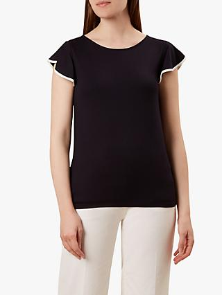 Hobbs Nessie Top, Navy