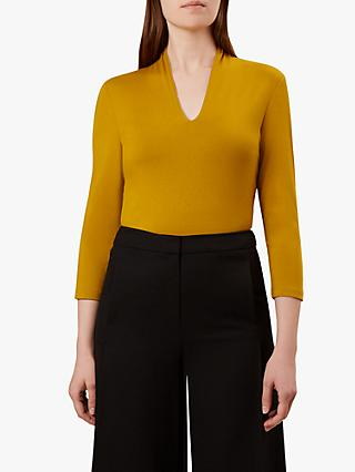 Hobbs Aimee Top, Yellow