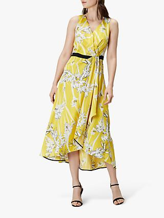 Coast Larrison Floral Print Dress, Multi