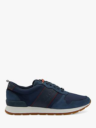 Ted Baker Lhennis Leather Trainers