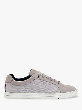 Ted Baker Ashymal Suede Trainers, Grey