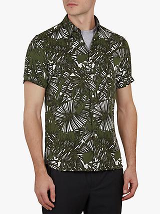 21b537d8e884 Men's Short Sleeve Shirts   Menswear   John Lewis & Partners