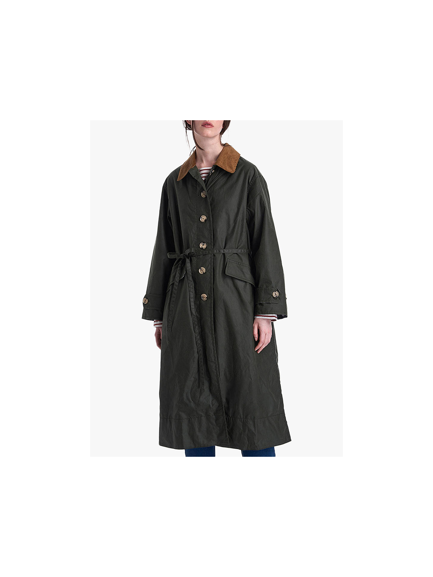 Barbour By Alexachung Maisie Waxed Jacket, Duffle Bag by Barbour