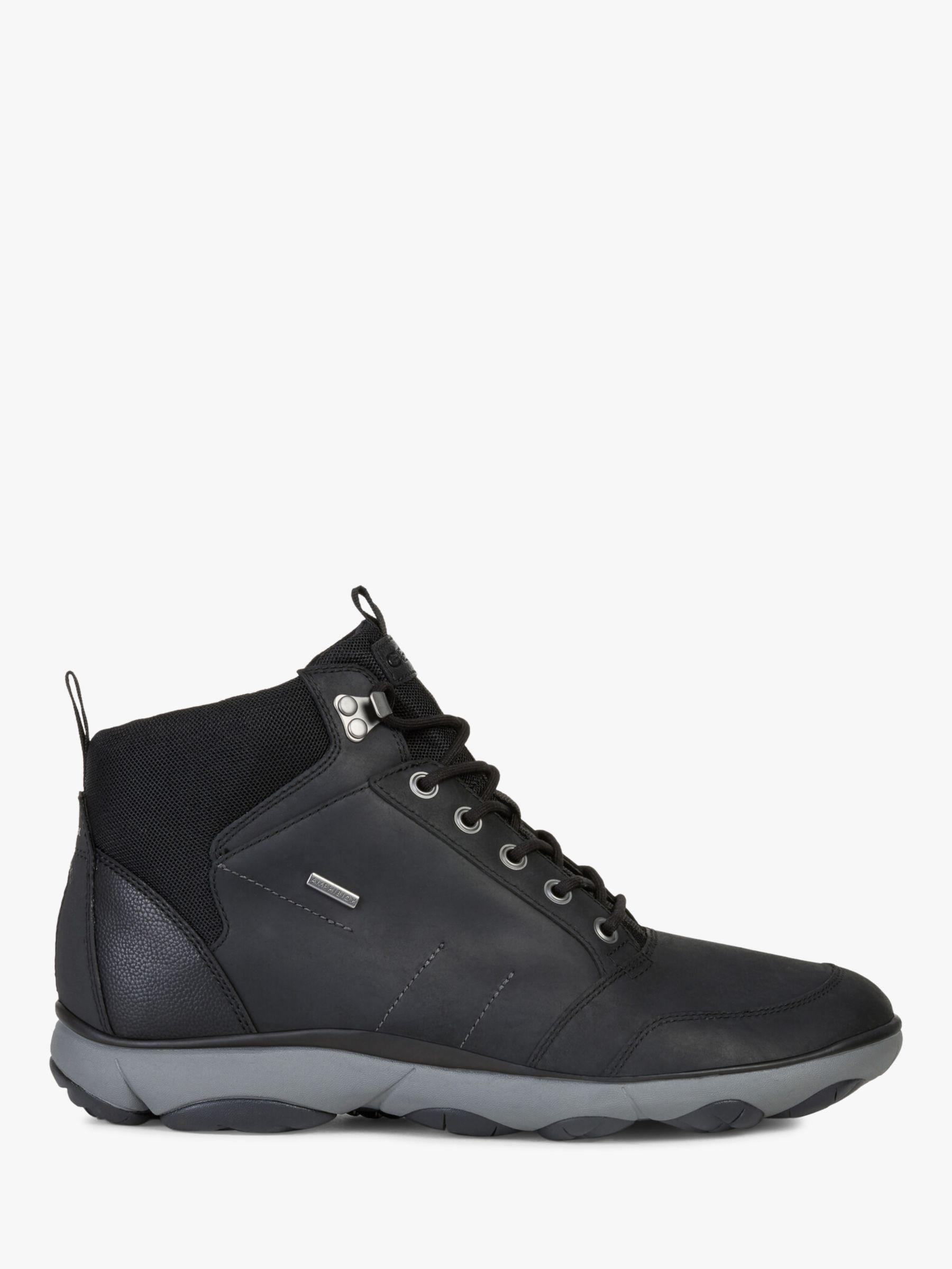 Geox Geox Nebula 4x4 ABX Ankle Boots, Black