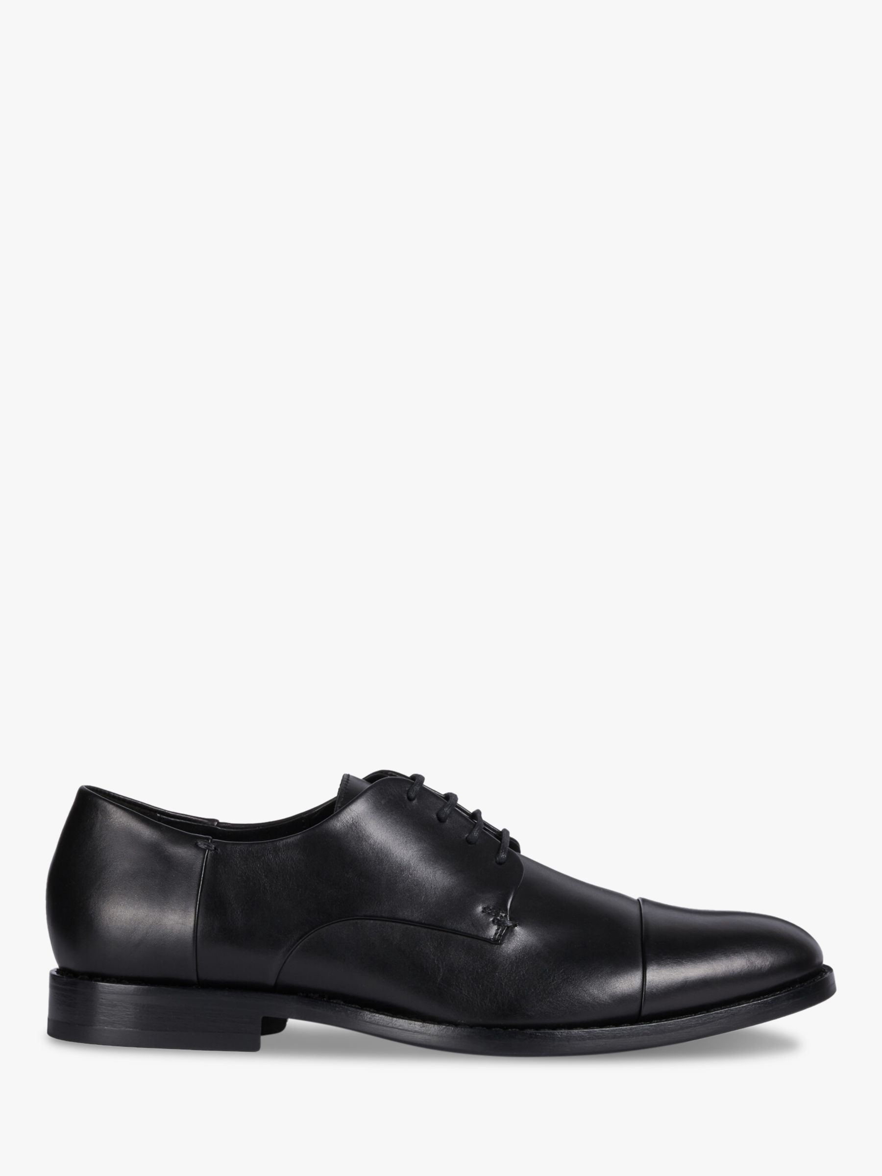 Geox Geox Hampstead Leather Oxford Shoes