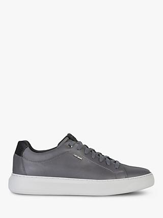 Geox Deiven Leather Trainers