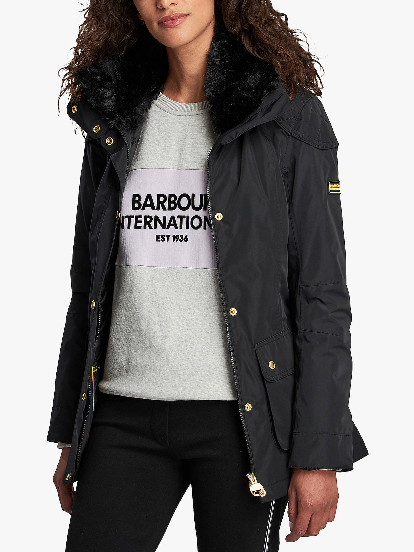 barbour-international-bowden-belted-waterproof-jacket,-black by barbour