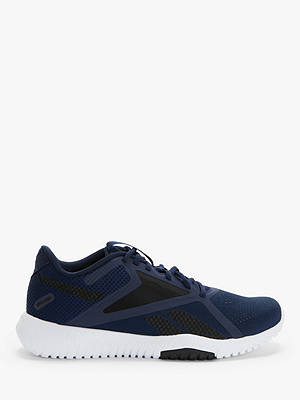 Buy Reebok Flexagon Force 2.0 Men's Cross Trainers, Collegiate Navy/Black/White, 7 Online at johnlewis.com