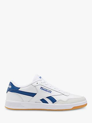 Reebok Royal Techque T LX Men's Trainers, White/Royal Dark Blue/True Grey