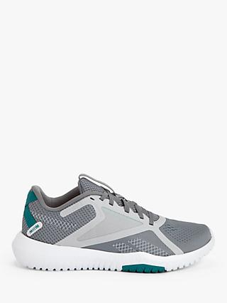 Reebok Flexagon Force 2.0 Women's Cross Trainers, Cold Grey 5/Cold Grey 2/Seaport Teal