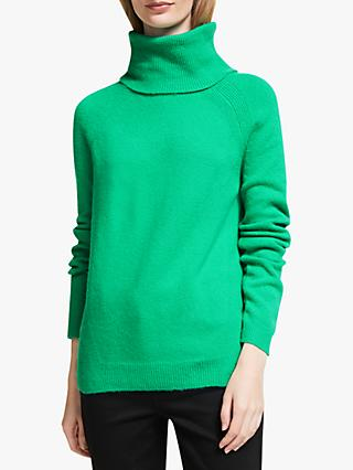 John Lewis & Partners Roll Neck Sweater