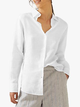 6ce211a9c Jigsaw Classic Linen Shirt