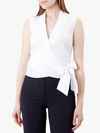 Hobbs Ava Top, White