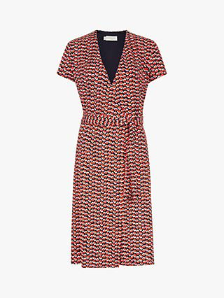 a9571f0fbaa Hobbs Delilah Wrap Dress