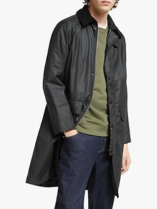 Barbour Made for Japan New Burghley Long Wax Jacket