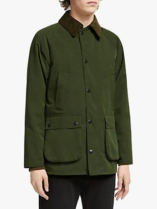 Barbour White Label Bedale Casual Jacket, Sage