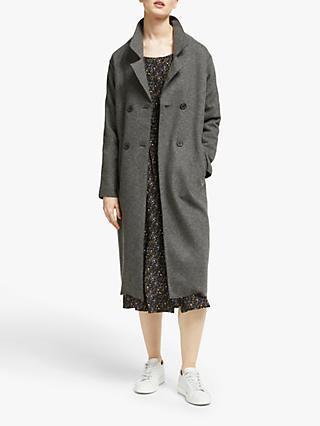 Numph Maliyah Coat, Grey