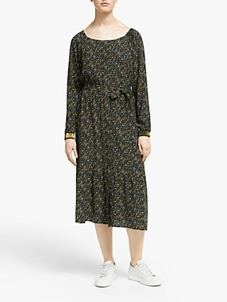 Numph Mary Dress, Caviar