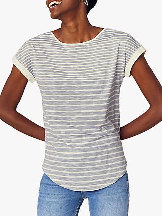 2310d0102e Oasis Chambray Stripe T-Shirt