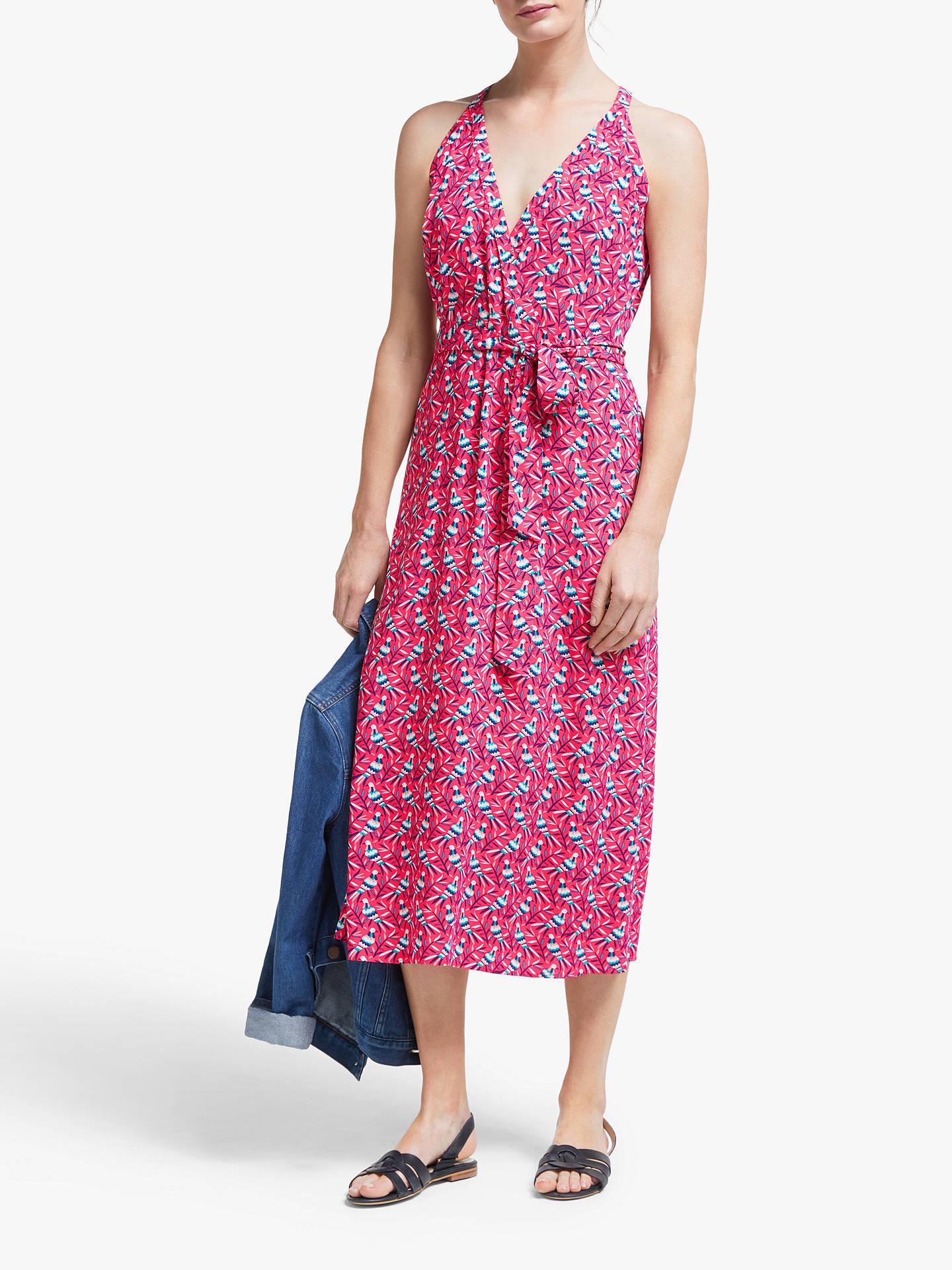 79b61f1f4ed7 Buy Boden Olwen Dress, Strawberry Split, 8 Online at johnlewis.com ...