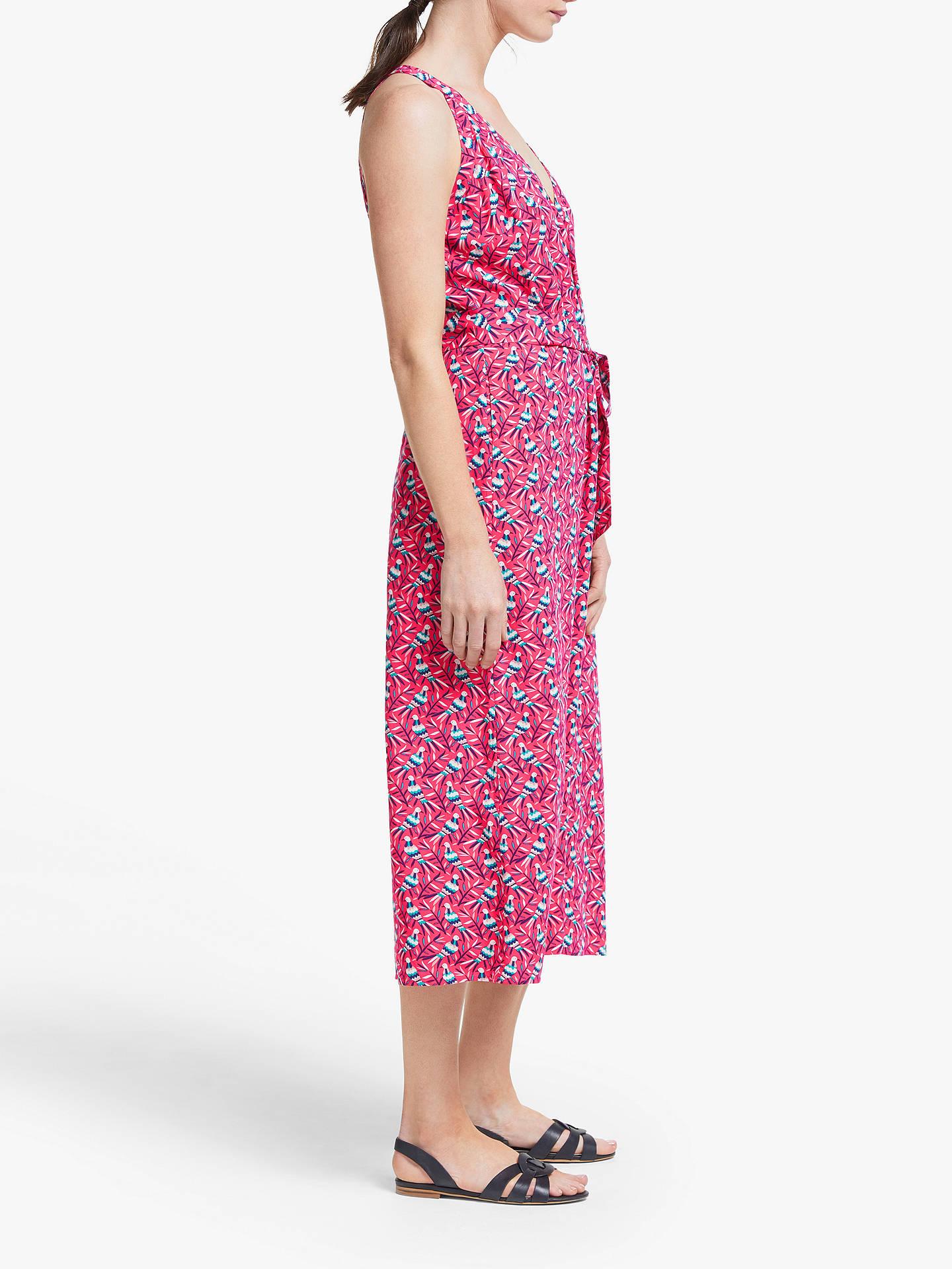 d876b20dd1bd ... Buy Boden Olwen Dress, Strawberry Split, 8 Online at johnlewis.com
