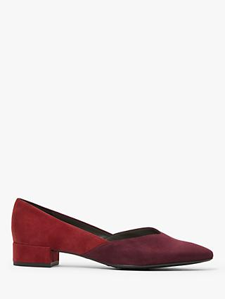 Peter Kaiser Shade Block Heel Court Shoes