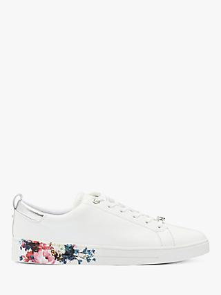 Ted Baker Roully Low Top Trainers, White
