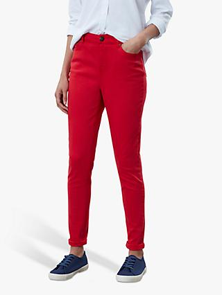 Joules Monroe Skinny Jeans, Red