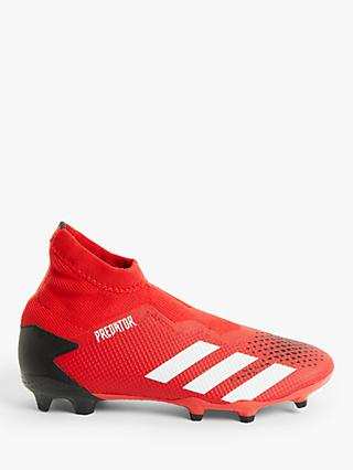 adidas Predator 20.3 Flexible Ground Men's Football Boots, Active Red