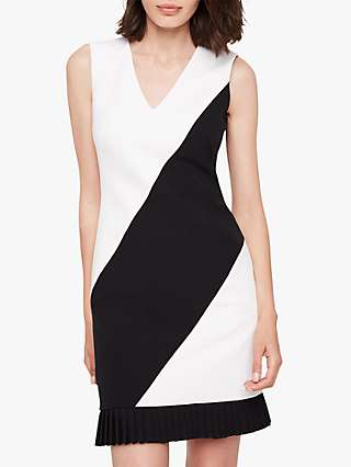 Damsel in a Dress Gilly Dress, Black/White