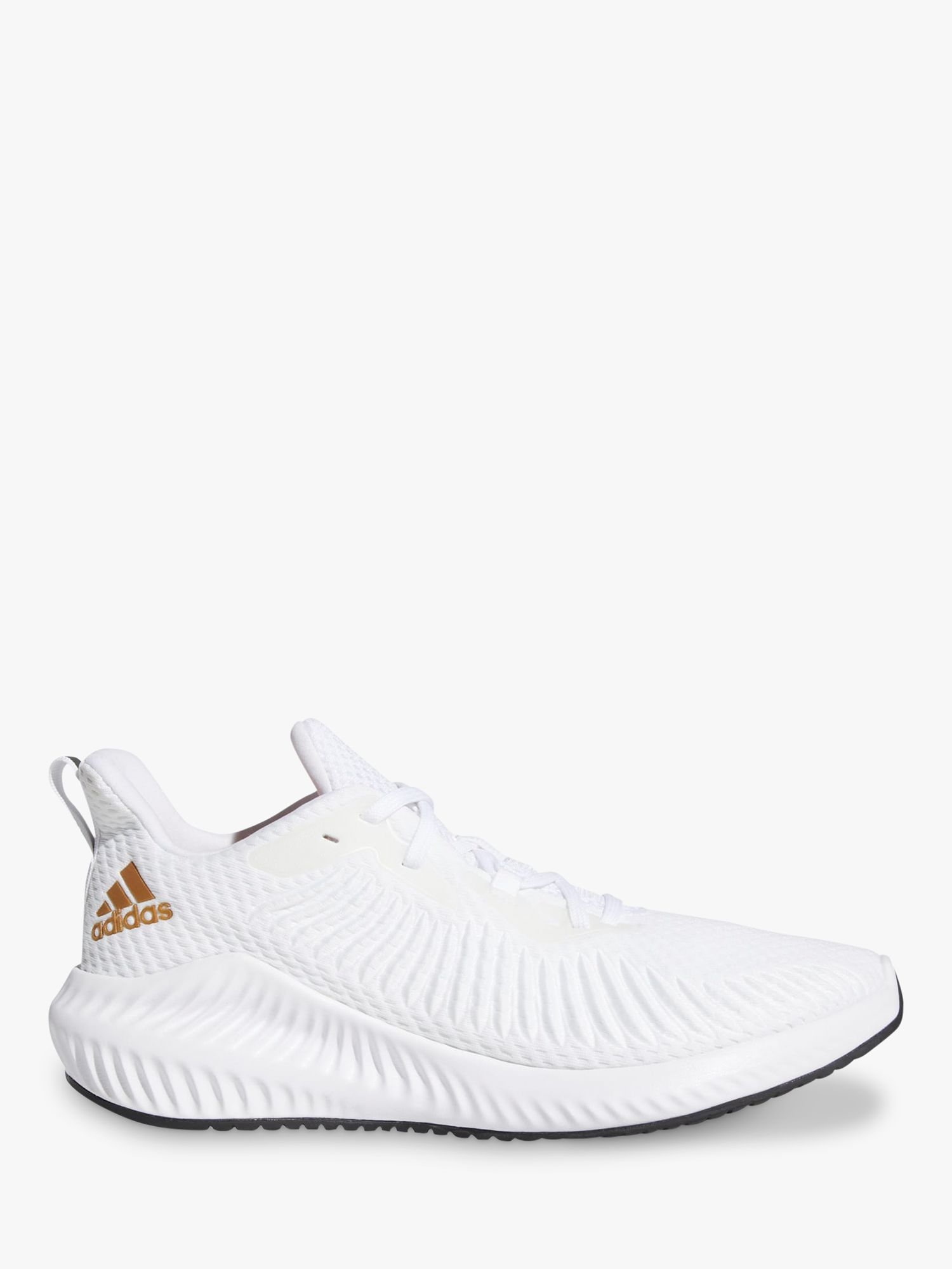 Buy adidas AlphaBounce 3 Women's Cross Trainers, FTWR White/Copper Met./Core Black, 4 Online at www.retrievedmagnetic.com