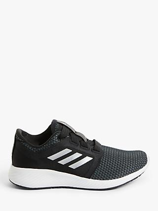 adidas Edge Lux 3 Women's Running Shoes, Core Black/Silver Met./FTWR White