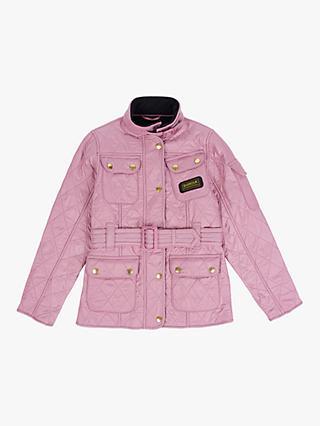 e067daed Girls' Coats, Jackets & Gilets | John Lewis & Partners