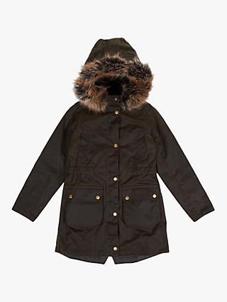 6ef429f7e Girls' Coats, Jackets & Gilets | John Lewis & Partners