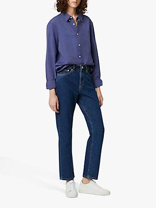 French Connection Lilla Dotted Shirt