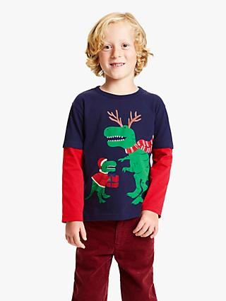 Boys' Shirts & Tops | T Shirts & Polo Shirts | John Lewis