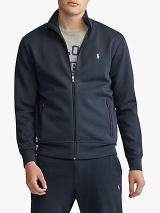 Polo Ralph Lauren Double-Knit Track Jacket