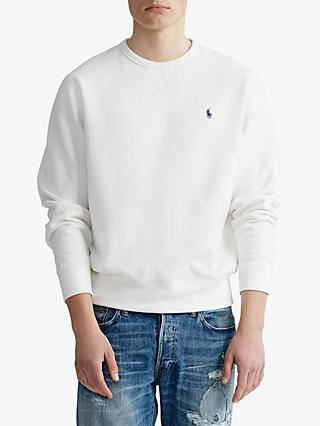 Polo Ralph Lauren Fleece Crew Neck Sweatshirt