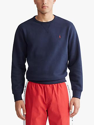 Polo Ralph Lauren Sweatshirt, Cruise Navy