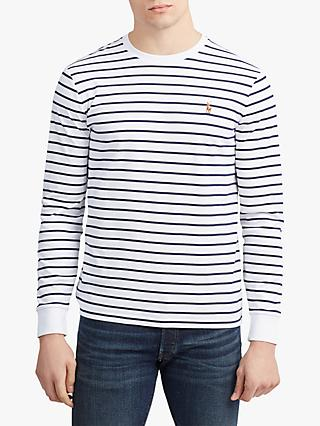 Polo Ralph Lauren Long Sleeve Stripe T-Shirt