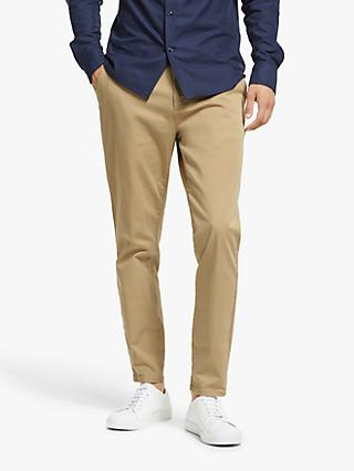 Les Deux Orta Slim Fit Chino Trousers