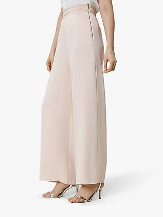 Coast Sicily Wide Leg Trousers