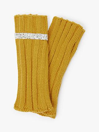 Unmade Brylie Handwarmers, Yellow