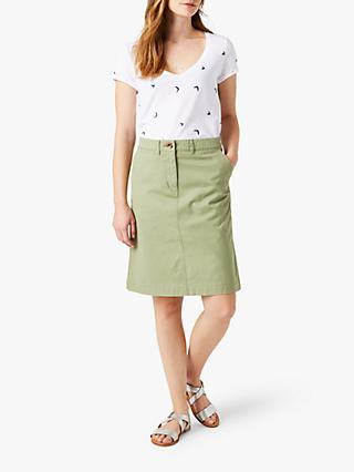 White Stuff Lindenbry Chino Skirt