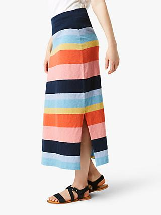 White Stuff Jennie Fair Trade Maxi Skirt, Multi