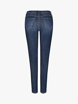 NYDJ Curve Boost Skinny Jeans, Laine Blue