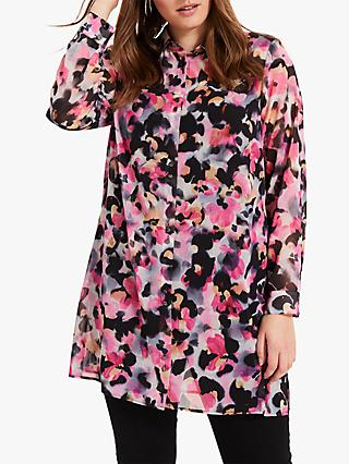 Studio 8 Marina Abstract Floral Blouse, Multi