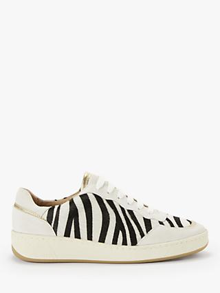 AND/OR Eli Trainers, Zebra Print