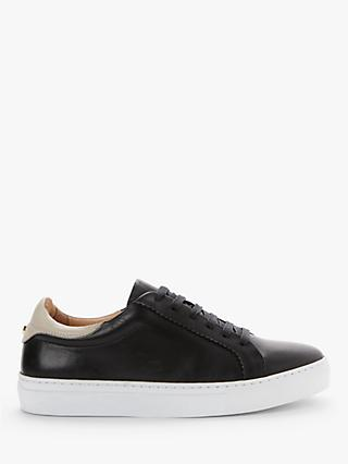 John Lewis & Partners Florence Leather Trainers