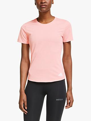 adidas Performance Training Top, Glory Pink Mel